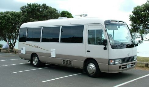 Motor homes from the Hibiscus Coast
