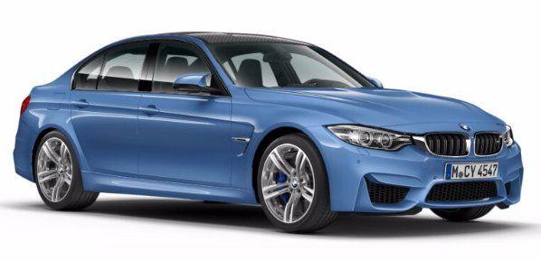 BMW M3 DCT