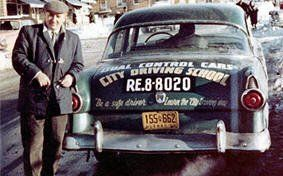 City Driving School was founded in 1958 by Victor Spiegler.