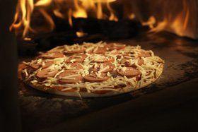 pizza forno a legno