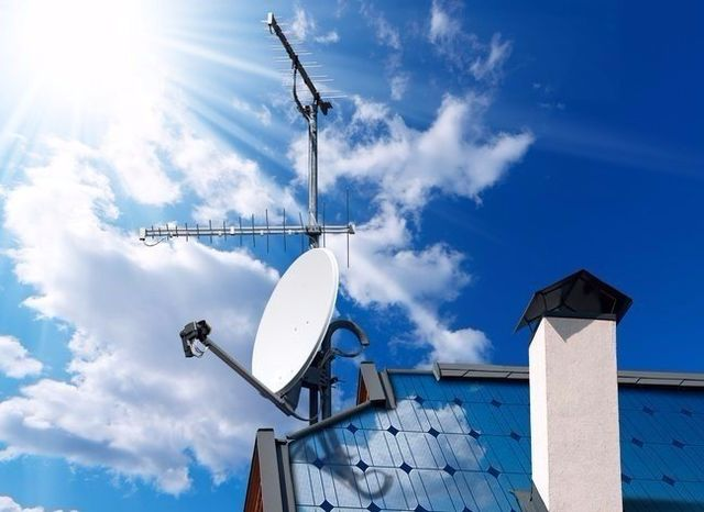 riparazione antenne