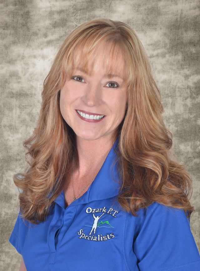 Melissa Hinson physical therapist in Mountain Home, AR