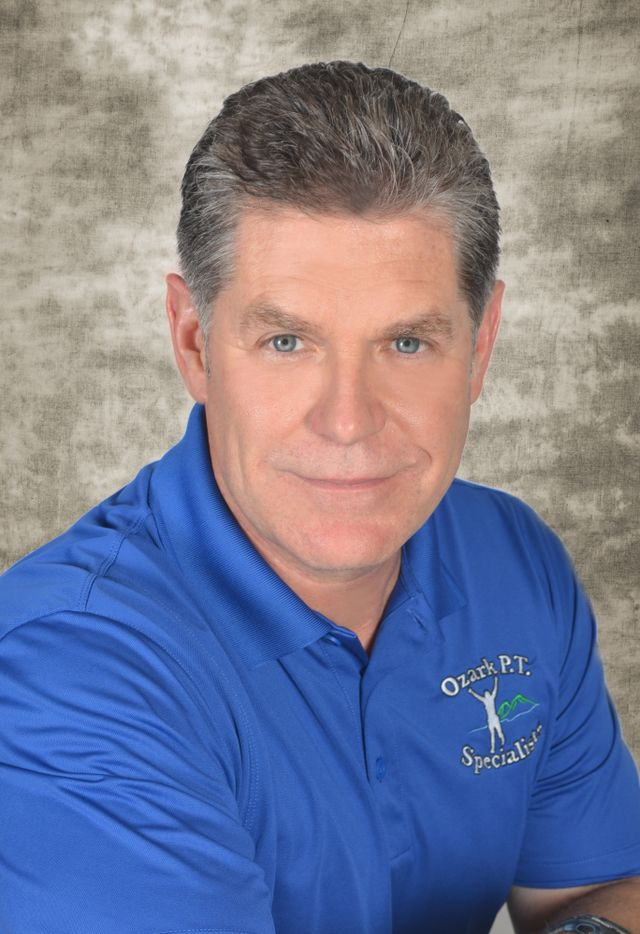 Paul Henry licensed Physical Therapist
