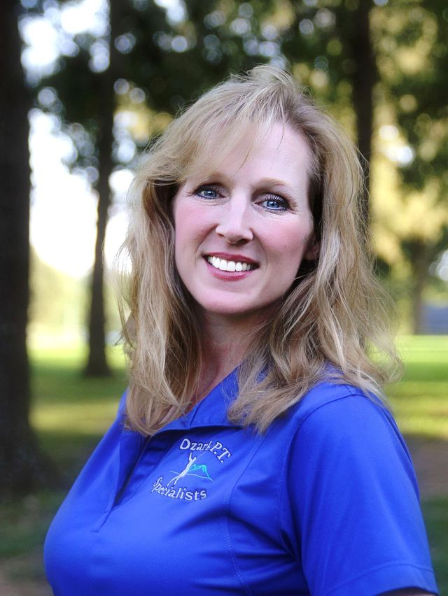 Crystal Henry Certified Hand Therapy Specialist