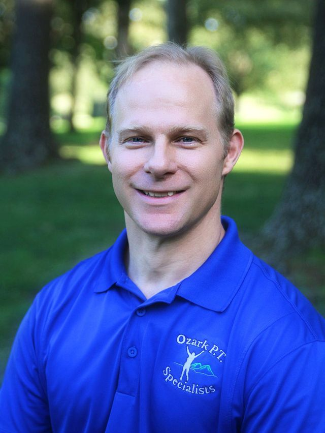 Rennee Rodgers physical therapist in Mountain Home, AR
