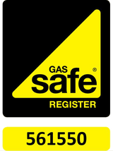 Gas Safe accreditation 561550