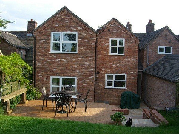Build a home extension