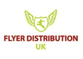 FLYER DISTRIBUTION UK logo