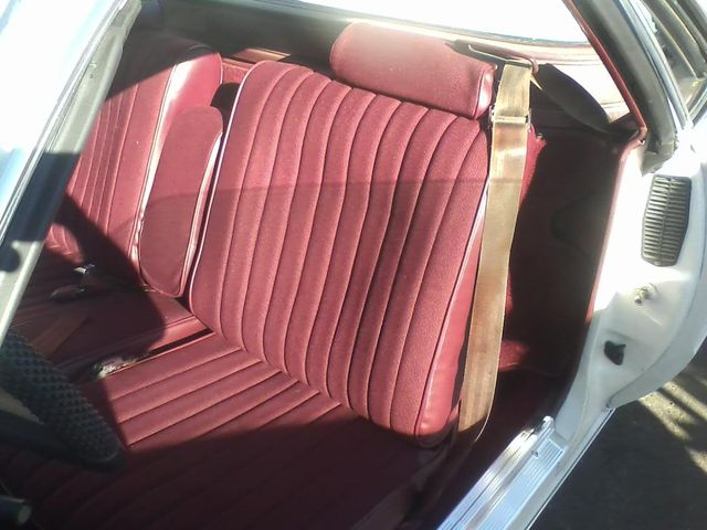 Automotive Upholstery Installation Red In Albuquerque NM