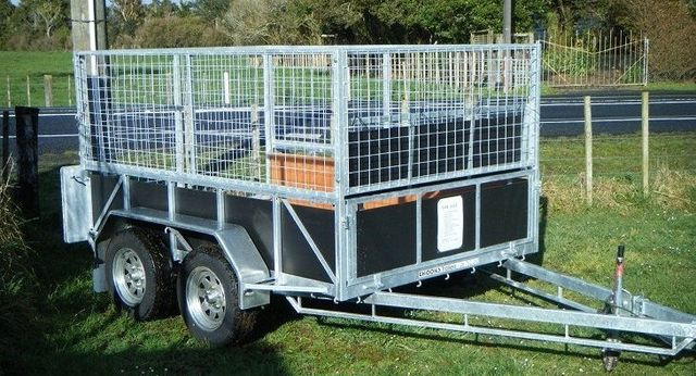 Contact us for trailer