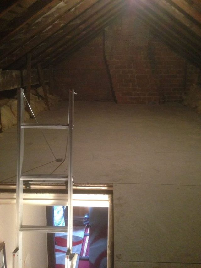 loft storage facility