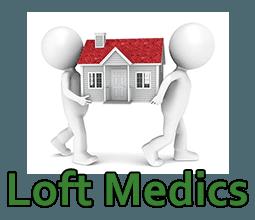 Loft Medics logo