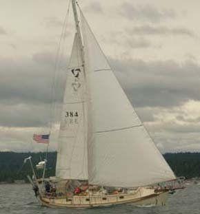 Surveys to all crafts - Newport - Nigel R Harrison Yacht Surveys - boat photograph