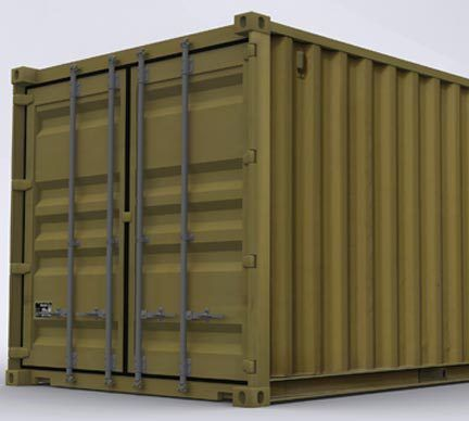 storage containers Jacksonville, NC