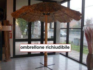 ombrellone richiudibile
