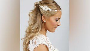 Complete your bridal look
