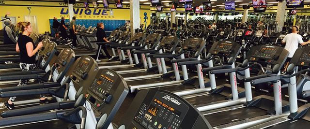 florida extreme fitness center cost