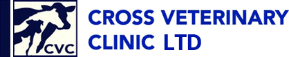 Cross Veterinary Clinic logo