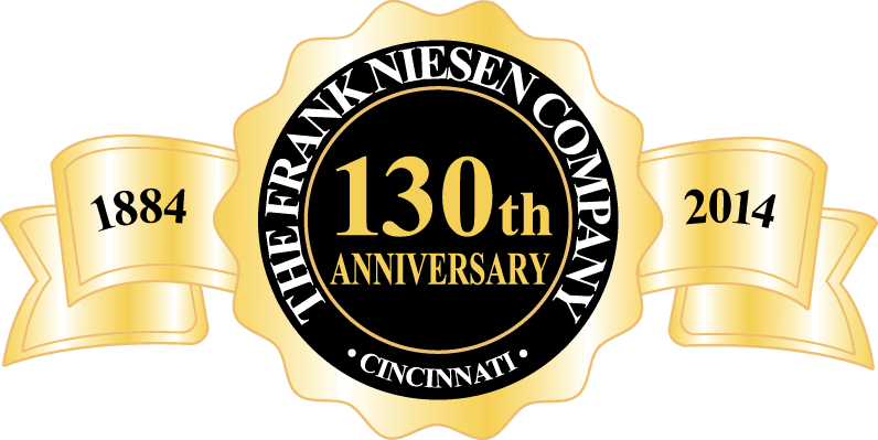 The Frank Niesen Company 130th Anniversary