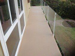 balcony flooring waterproof Deck Waterproofing Concrete Coating Epoxy Coating