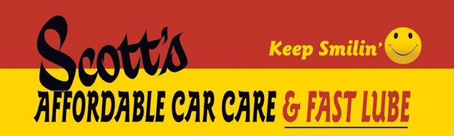 Scotts Citrus Heights Car Care logo