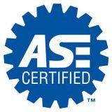 ASE Automotive Technician Certification logo