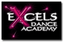 EXCELS DANCE ACADEMY logo