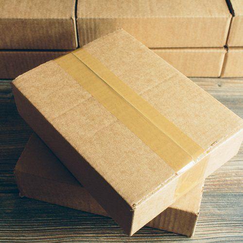 imballaggio in cartone