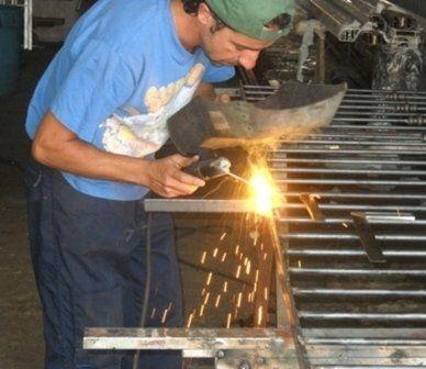 Lavorazione Alluminio-Ferro, La Maddalena (OT), cancelli