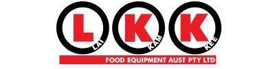 lous catering suppliers lkk food logo