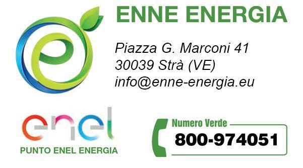 Logo - Enne Energia