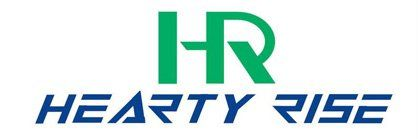 Hearty rise logo