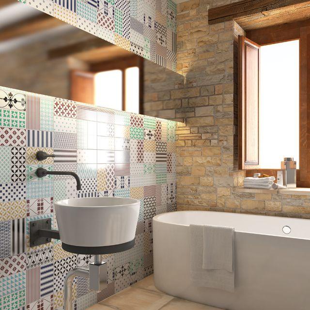 bathroo tiling
