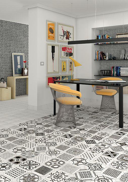 floor tiling