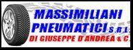 MASSIMILIANI PNEUMATICI srl - VENDITA E ASSISTENZA PNEUMATICI - CENTRO REVISIONI - logo