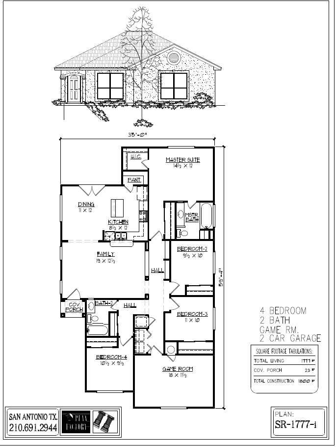 Plan Factory Architectural Design and Stock Plans