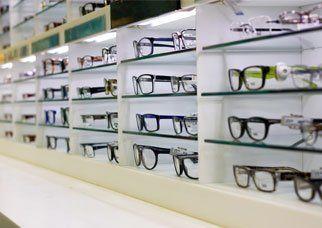 a wide range of frames
