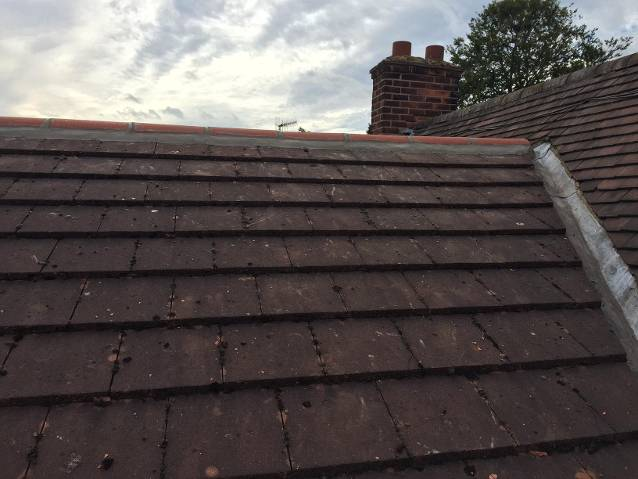Roof Rebedding And Roof Pointing Services Across Sheffield