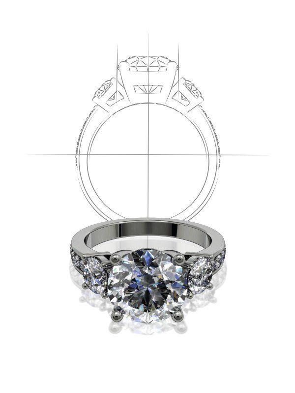 disegno e realizzazione anello
