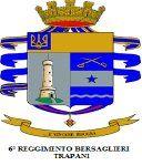 6° Reggimento Bersaglieri Trapani logo