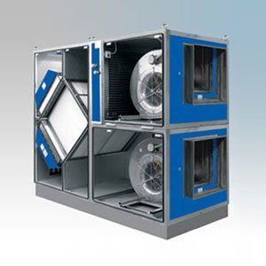 Commercial heat recovery system
