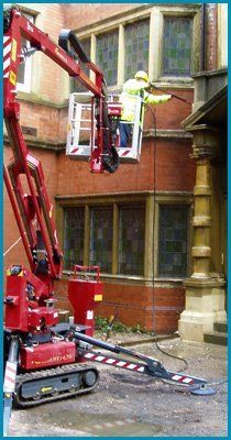 Exterior cleaning services solihull jetwashing for Commercial exterior cleaning services