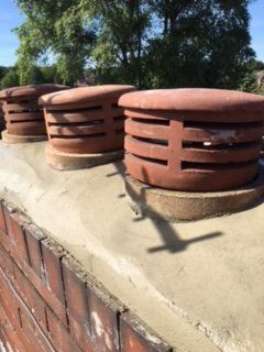 Chimney pots and cowls   in Southampton, Hampshire   Gumtree
