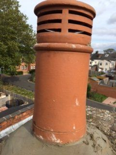 Contact me for chimney pots and cowls in Shropshire