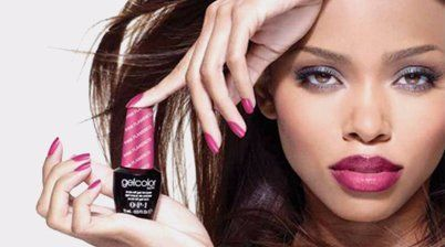 Long-lasting gel nails
