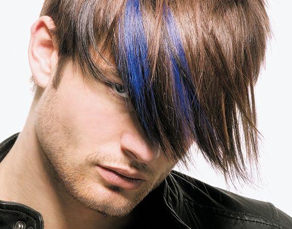 Allungamento capelli uomo