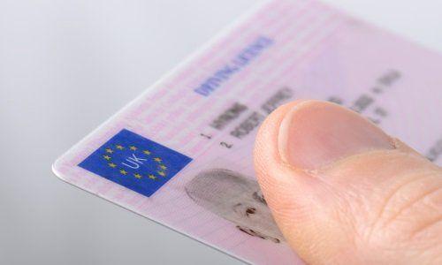 Richiesta di patente straniera