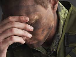 depression PTSD soldier war memories enjoy life relief