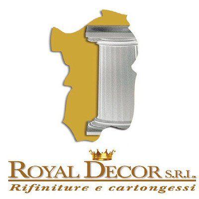 ROYAL DECOR srl logo