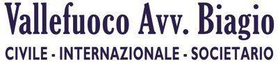 vallefuoco avv. biagio - logo